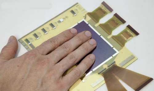 Imec's approach could also resolve a palm print.