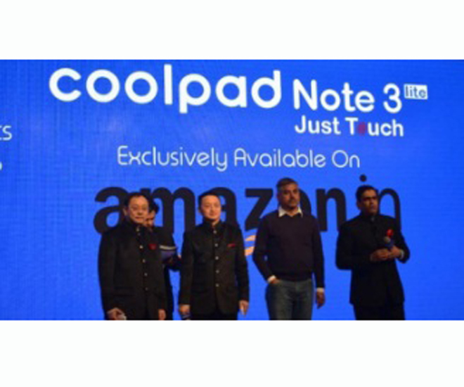 [coolpad press conference india cr]