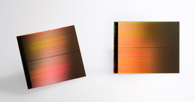 3D XPoint die. Source: Intel