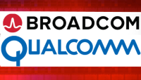 Broadcom and Qualcomm